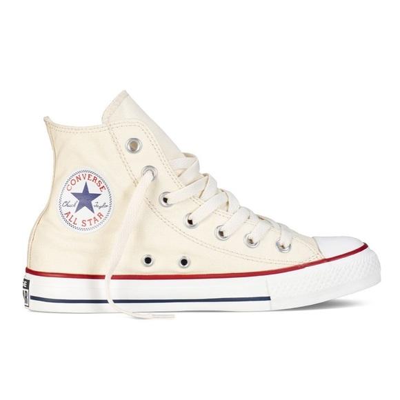 9a704e988329a9   nib   Converse All Star Hi Natural White Sneaker